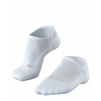 Falke GO2 Invisible Sportsocken Damen white (2000)