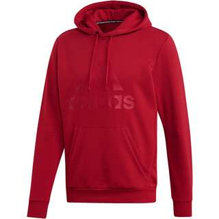 adidas MH BOS Hoodie Herren active maroon-collegiate burgundy
