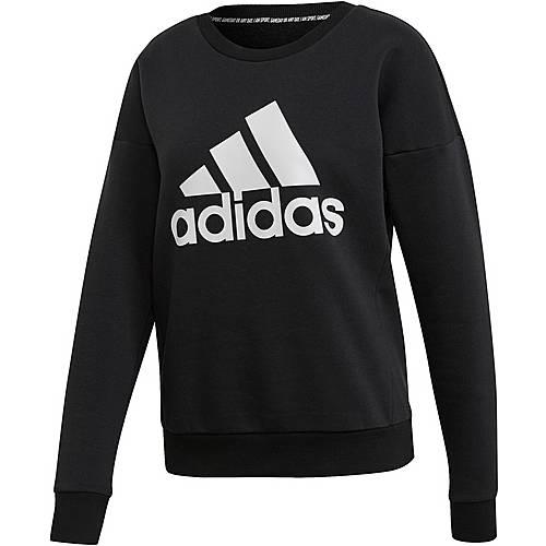 Adidas Sweatshirt Damen black im Online Shop von SportScheck