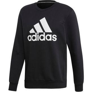 adidas MH BOS Sweatshirt Herren black