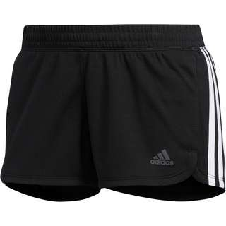 adidas PACER 3-STRIPES AEROREADY Funktionsshorts Damen black