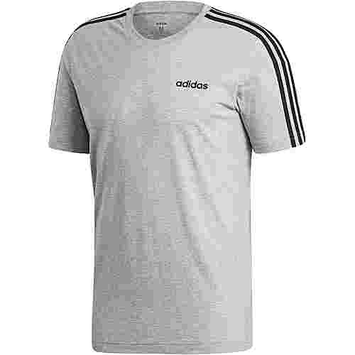 adidas T-Shirt Herren medium grey heather