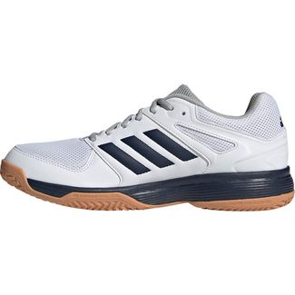 adidas Speedcourt Multifunktionsschuhe Herren ftwr white-collegiate navy-gum 2