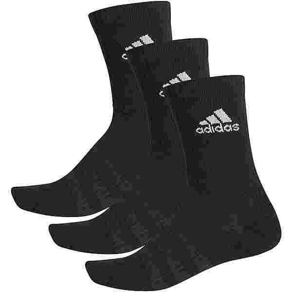 adidas Cush Crew Essentials Socken Pack black