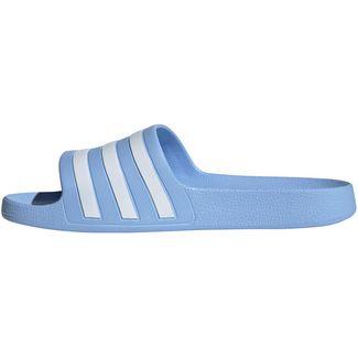 adidas Adilette Aqua Badelatschen Damen glow blue