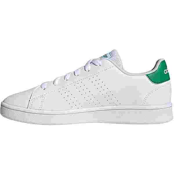 adidas Advantage Sneaker Kinder ftwr white