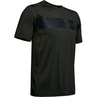 Under Armour Raid Laufshirt Herren green