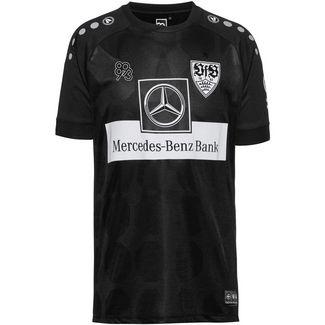 JAKO VfB Stuttgart 19/20 3rd Fußballtrikot Herren schwarz