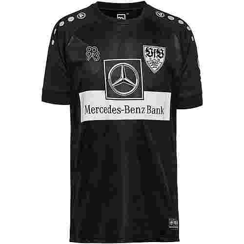 JAKO VfB Stuttgart 19/20 3rd Trikot Herren schwarz