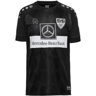 JAKO VfB Stuttgart 19/20 3rd Fußballtrikot Kinder schwarz