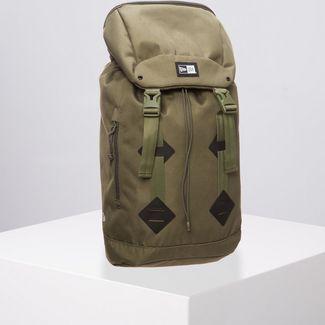 New Era Toploader Mini Daypack Herren graugrün / dunkelgrün