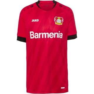 JAKO Bayer 04 Leverkusen 19/20 Heim Trikot Herren rot