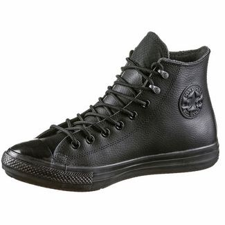 CONVERSE Winter First Steps Sneaker Herren black-black-black