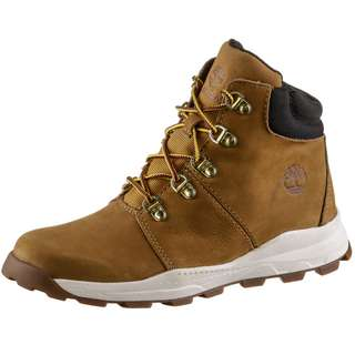 TIMBERLAND Brooklyn Stiefel Kinder wheat-nubuck