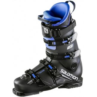 Salomon S/MAX 130 Skischuhe black-raceblue