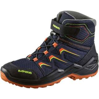 Lowa GTX MADDOX WARM GTX Multifunktionsschuhe Kinder navy-orange