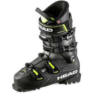 HEAD EDGE LYT 110 Skischuhe Herren black-yellow