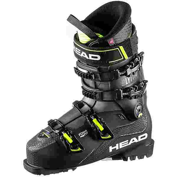 HEAD EDGE LYT 110 Skischuhe Herren black-yellow