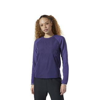 Reebok OS THERMOWARM CREW Funktionssweatshirt Damen Midnight Ink