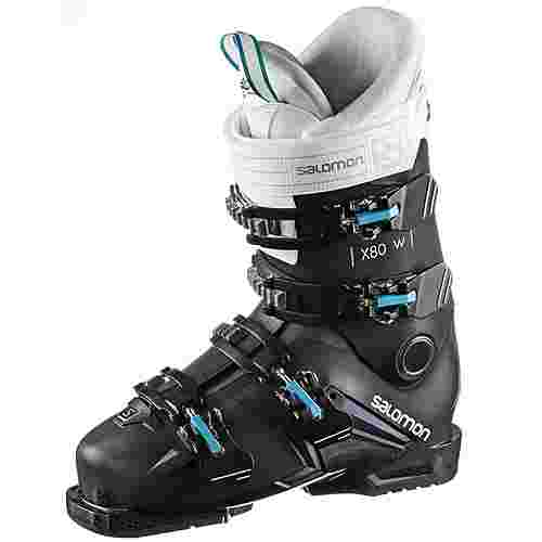 Salomon S/PRO X80 W CS Skischuhe Damen black-white-blue