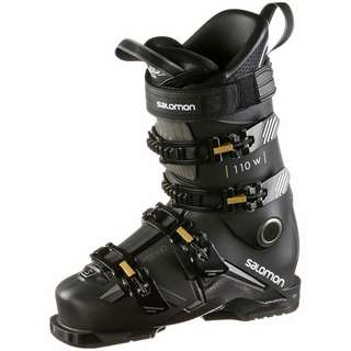 Salomon S/MAX 110 W Skischuhe Damen black-goldglow