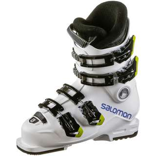 Salomon S/Max 60T M Skischuhe Kinder white-raceblue-acid