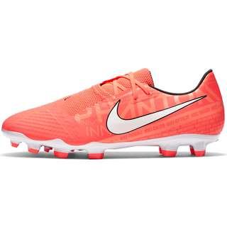 Nike PHANTOM VENOM ACADEMY FG Fußballschuhe bright mango-white-orange pulse