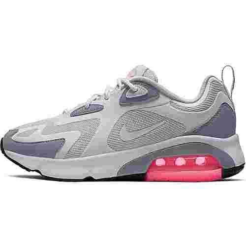 Nike Air Max 200 Sneaker Damen pure platinum-white-cool grey