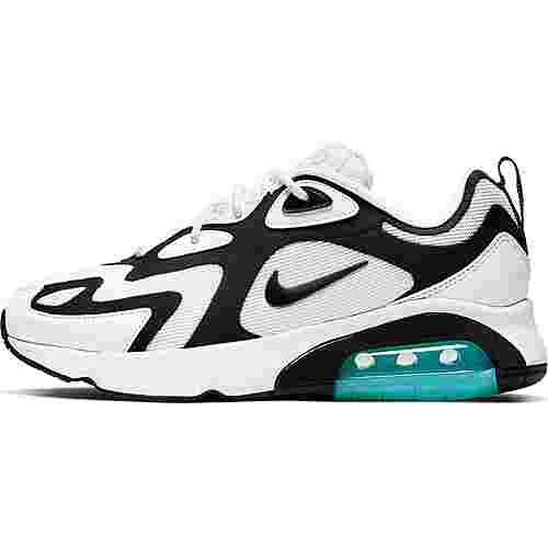 Nike Air Max 200 Sneaker Damen summit white-black-aurora green