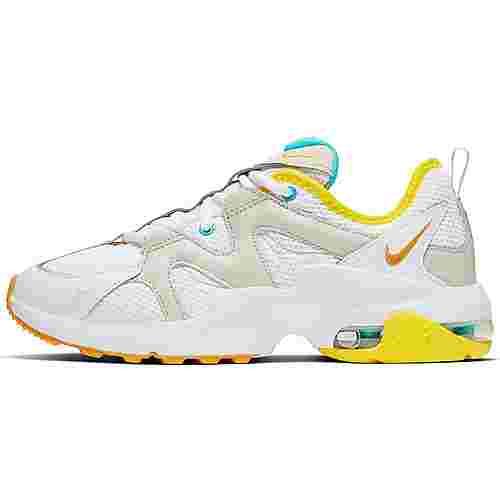 Nike Air Max Graviton Sneaker Damen white-amber rise-aurora green