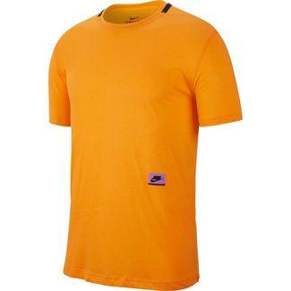 Nike Dry Funktionsshirt Herren kumquat-black-ember glow