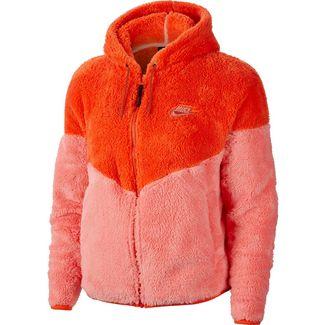 Kleidung für Damen von Nike in orange im Online Shop von