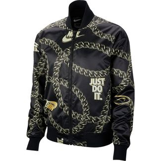 Nike NSW Glam Dunk Bomberjacke Damen black