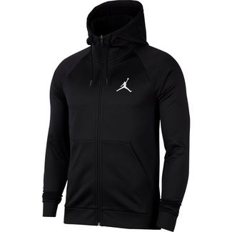 Nike J 23Alpha Therma Sweatshirt Herren black-white