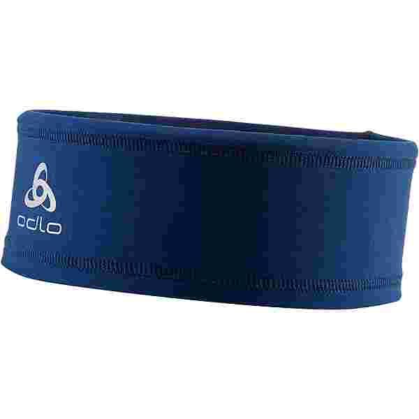 Odlo POLYKNIT LIGHT Stirnband estate blue