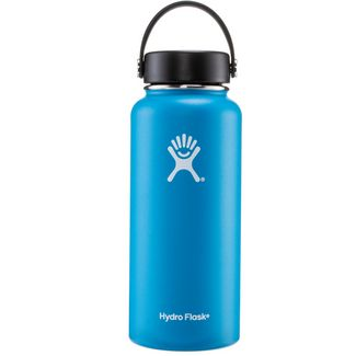 Hydro Flask Wide Mouth Isolierflasche pacific