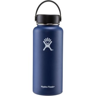Hydro Flask Wide Mouth Isolierflasche cobalt