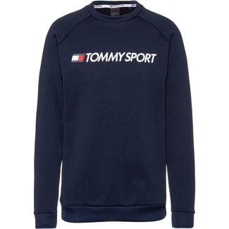 Tommy Sport Sweatshirt Herren sport navy