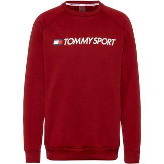 Tommy Sport Sweatshirt Herren biking red