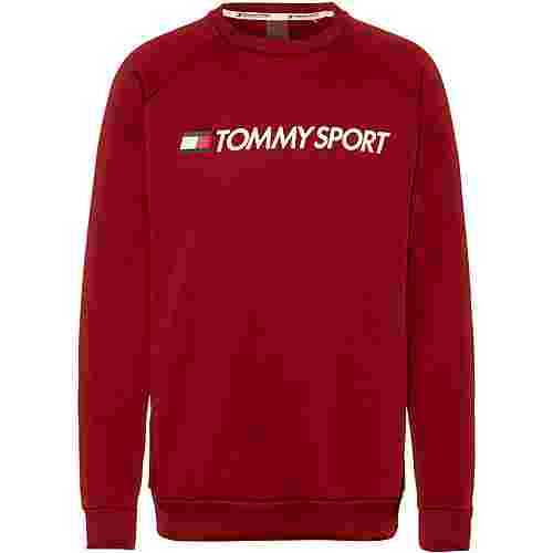 Tommy Sport Sweatshirt Herren biking red