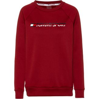 Tommy Sport Sweatshirt Damen biking red