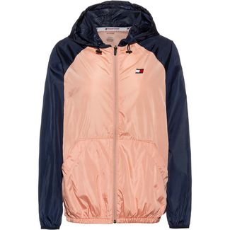 Tommy Sport Windbreaker Damen dusty pink