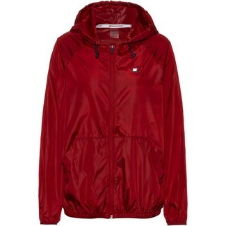 Tommy Sport Windbreaker Damen biking red