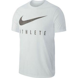 Nike SWSH ATH Funktionsshirt Herren white