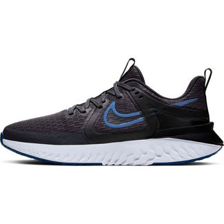 Nike Legend React 2 Laufschuhe Herren gridiron-mountain blue-black-gunsmoke