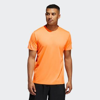 Laufshirts » Laufen von adidas in orange im Online Shop von