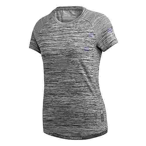 adidas 25/7 Primeknit HD T-Shirt T-Shirt Damen Grey / Legend Ink