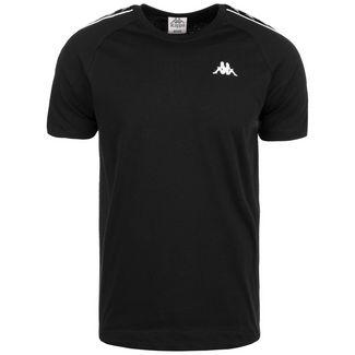 KAPPA Authentic Finley T-Shirt Herren schwarz