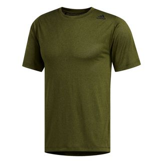 adidas FreeLift Tech Climacool Fitted T-Shirt T-Shirt Herren Legend Earth / Heather