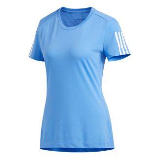 adidas Run It T-Shirt T-Shirt Damen Real Blue